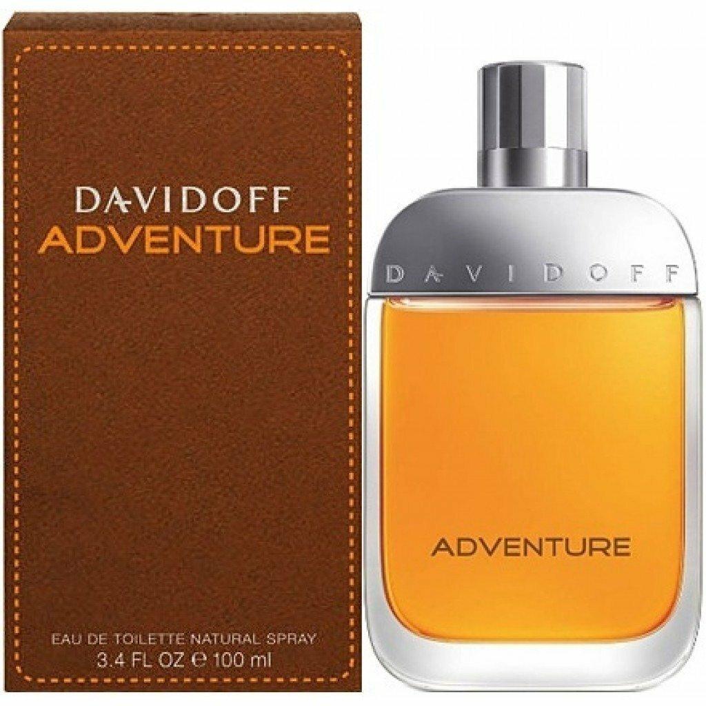 Davidoff Adventure Eau de Toilette for Men - 100ml