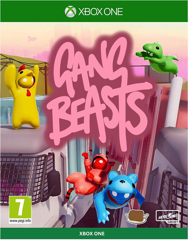 Gang Beasts Xbox One Pre-Order Game