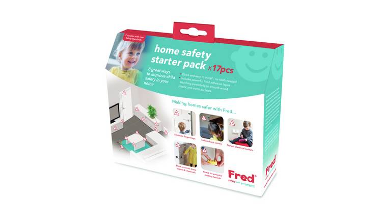 Fred Home Safety Starter Pack