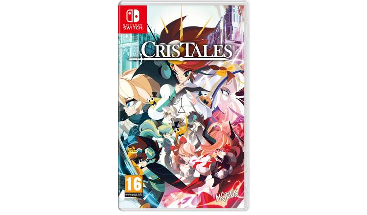 Cris Tales Nintendo Switch Pre-Order Game