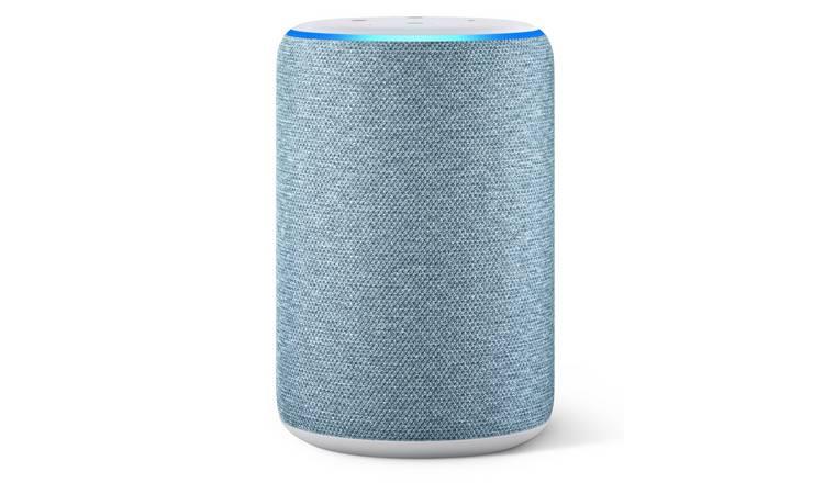 Buy Amazon Echo 3rd Generation 2019 Blue Smart Speakers