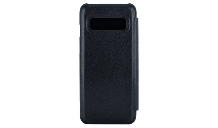 Proporta Samsung Galaxy S10 Leather Phone Case - Black