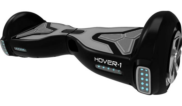 Hover-1 H1 6.5 Inch Wheel Mobile App Compatible Hoverboard