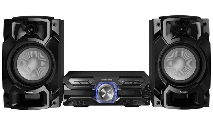 Panasonic SC-AKX520 Audio System - Black