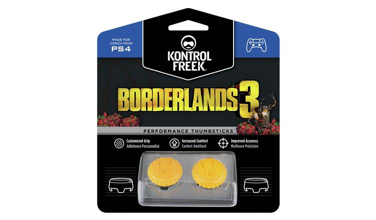 KontrolFreek Borderlands 3 PS4 Performance Thumbsticks