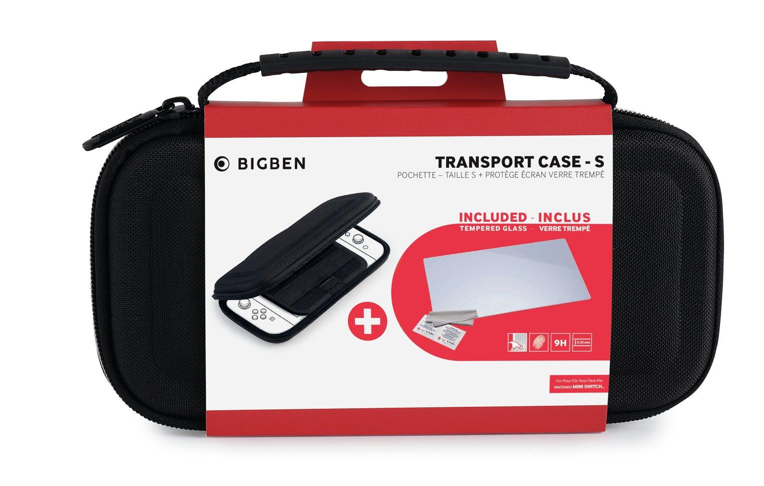 Nintendo Switch Lite Travel Case & Screen Protector Bundle