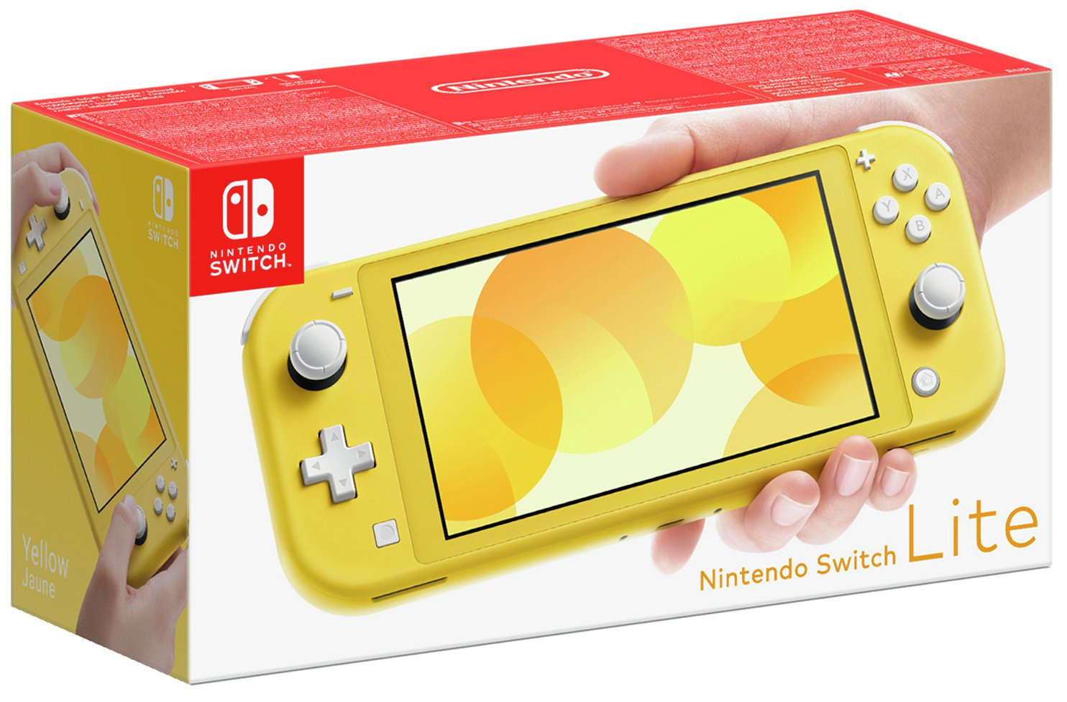 Nintendo Switch Lite Handheld Console