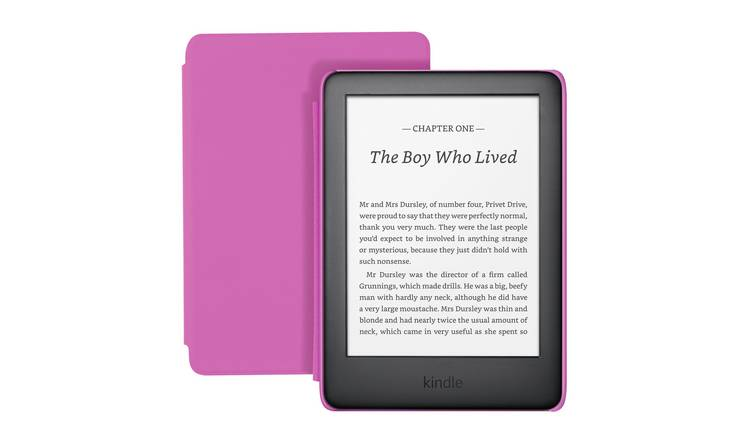 Kindle Kids Edition 8GB E-Reader - Pink