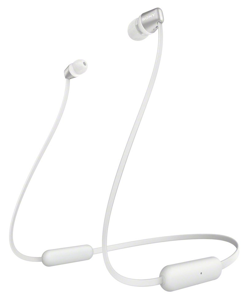 Sony WI-C310 In-Ear Wireless Headphones - Silver