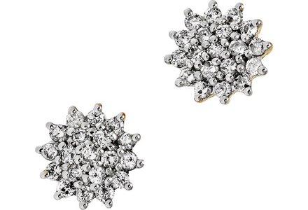 1/2 Price on selected diamond jewellery.