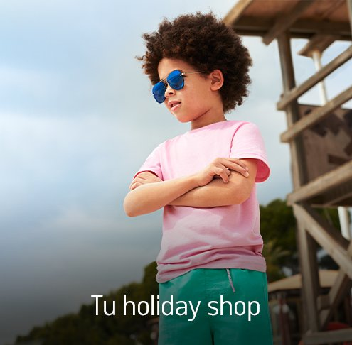 Tu holiday shop.