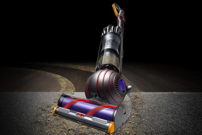 Dyson corded vacuums.