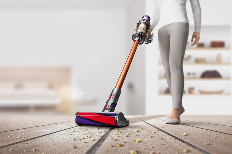 Dyson cord-free vacuums.