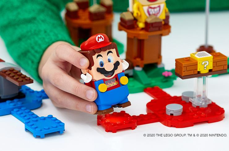 New! LEGO® Super Mario™.