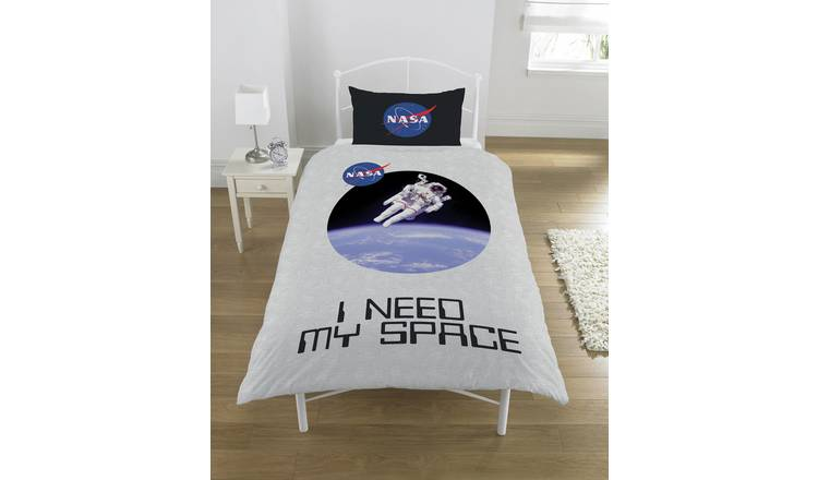 NASA I Need My Space Bedding Set - Single