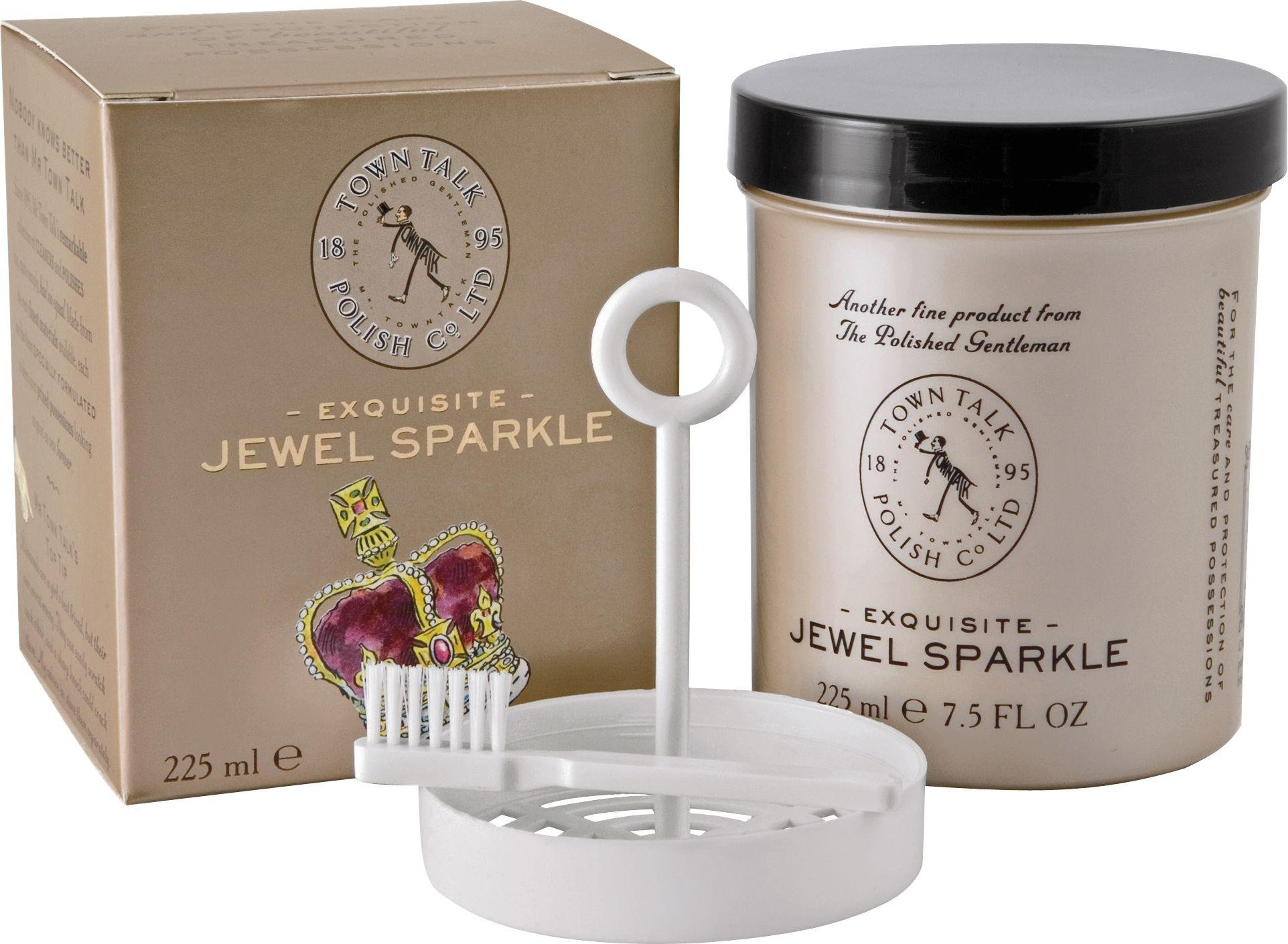 Buy Town Talk Jewellery Cleaning Solution Gold Sparkle at Argos
