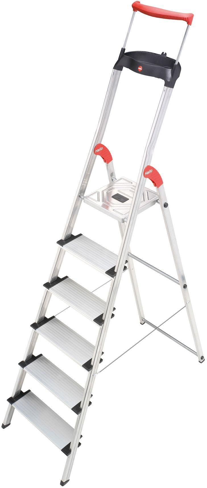 Hailo - Comfortline XXR 6 Tread Stepladder lowest price