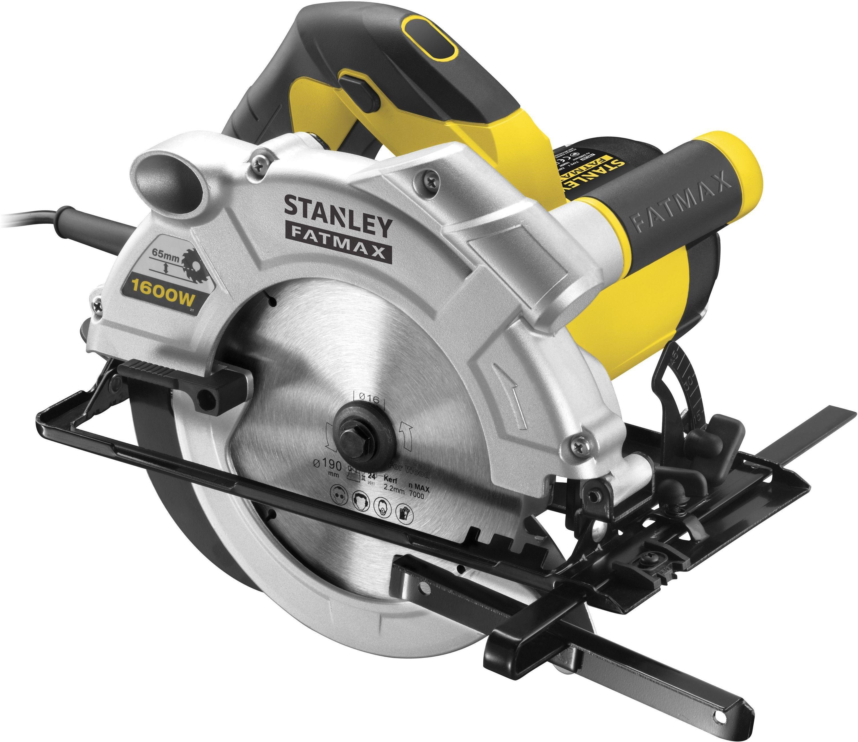 Stanley FatMax - 190mm Circular Saw - 1600W lowest price