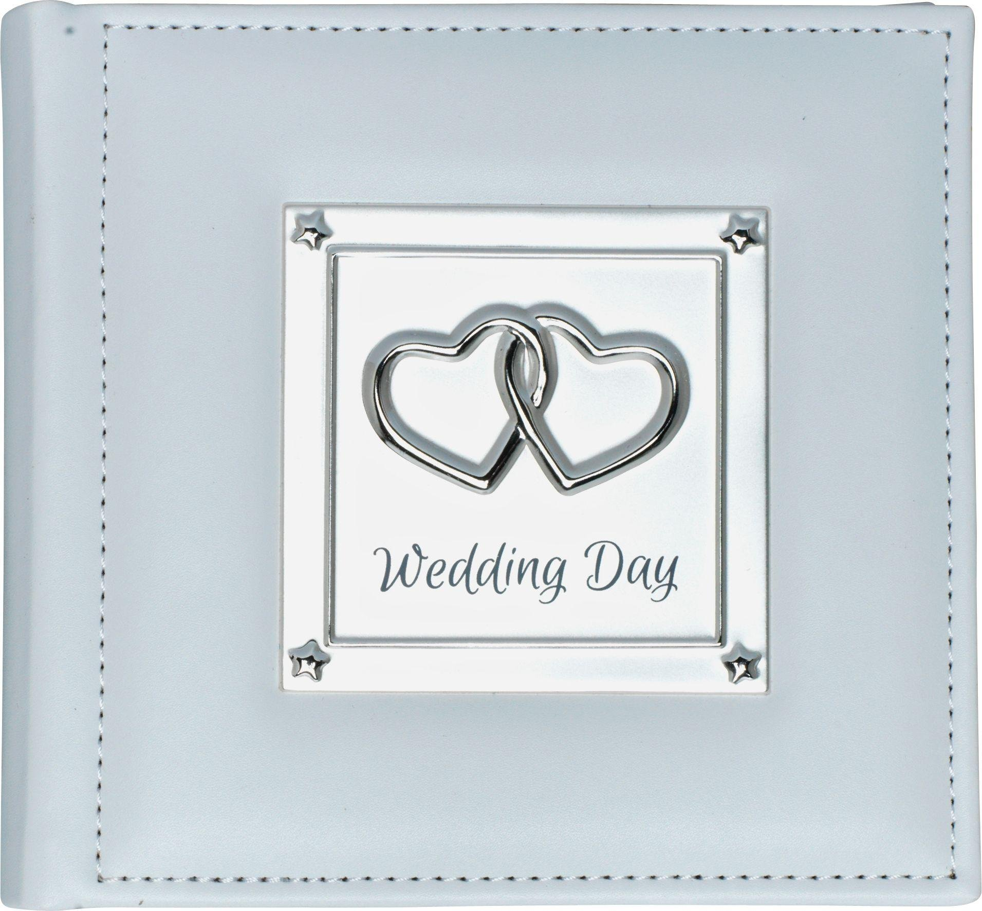 Image of Happily Ever After Wedding Day Photo Album