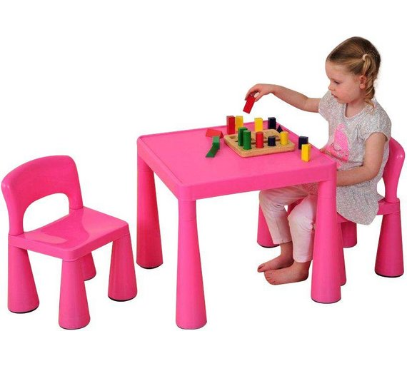 Buy Liberty House Toys Multi Purpose Table Set Pink At