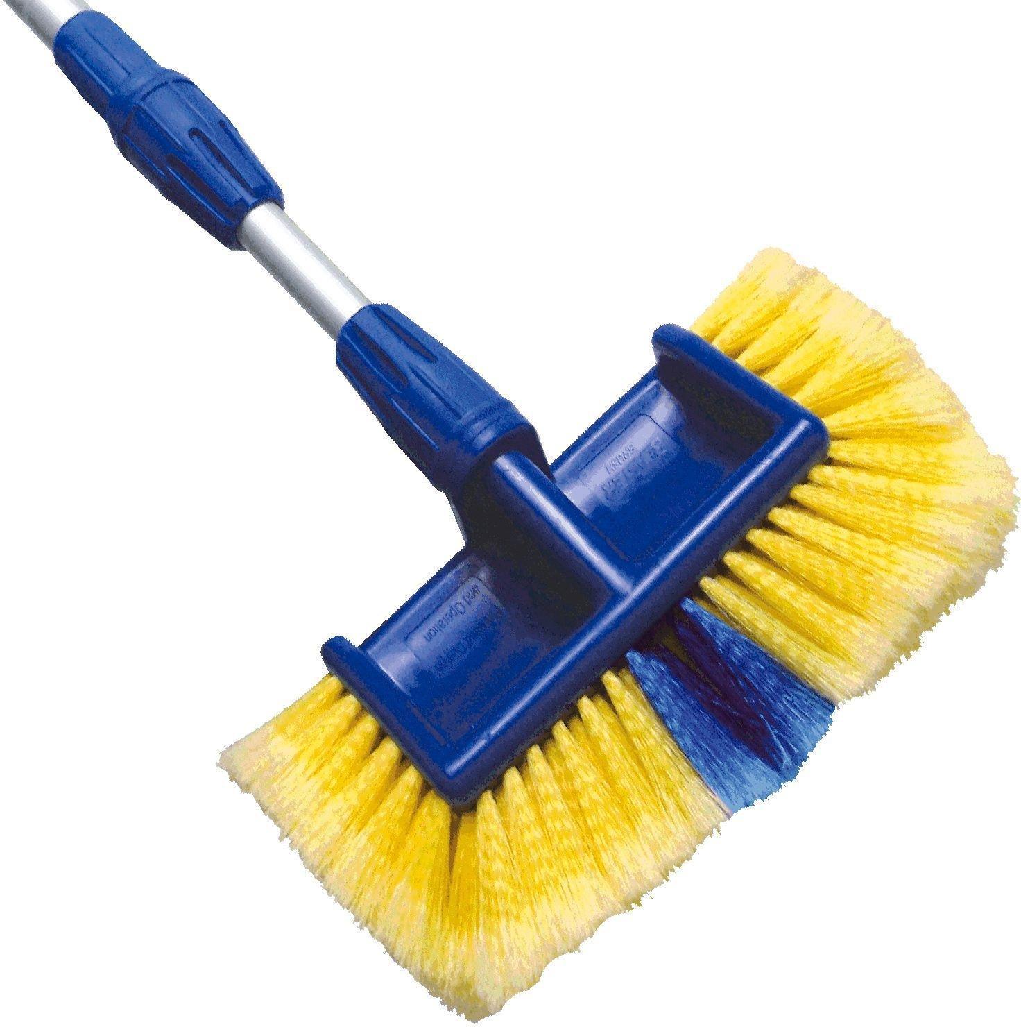 High Pressure Broom : Streetwize blaster brush and broom kit
