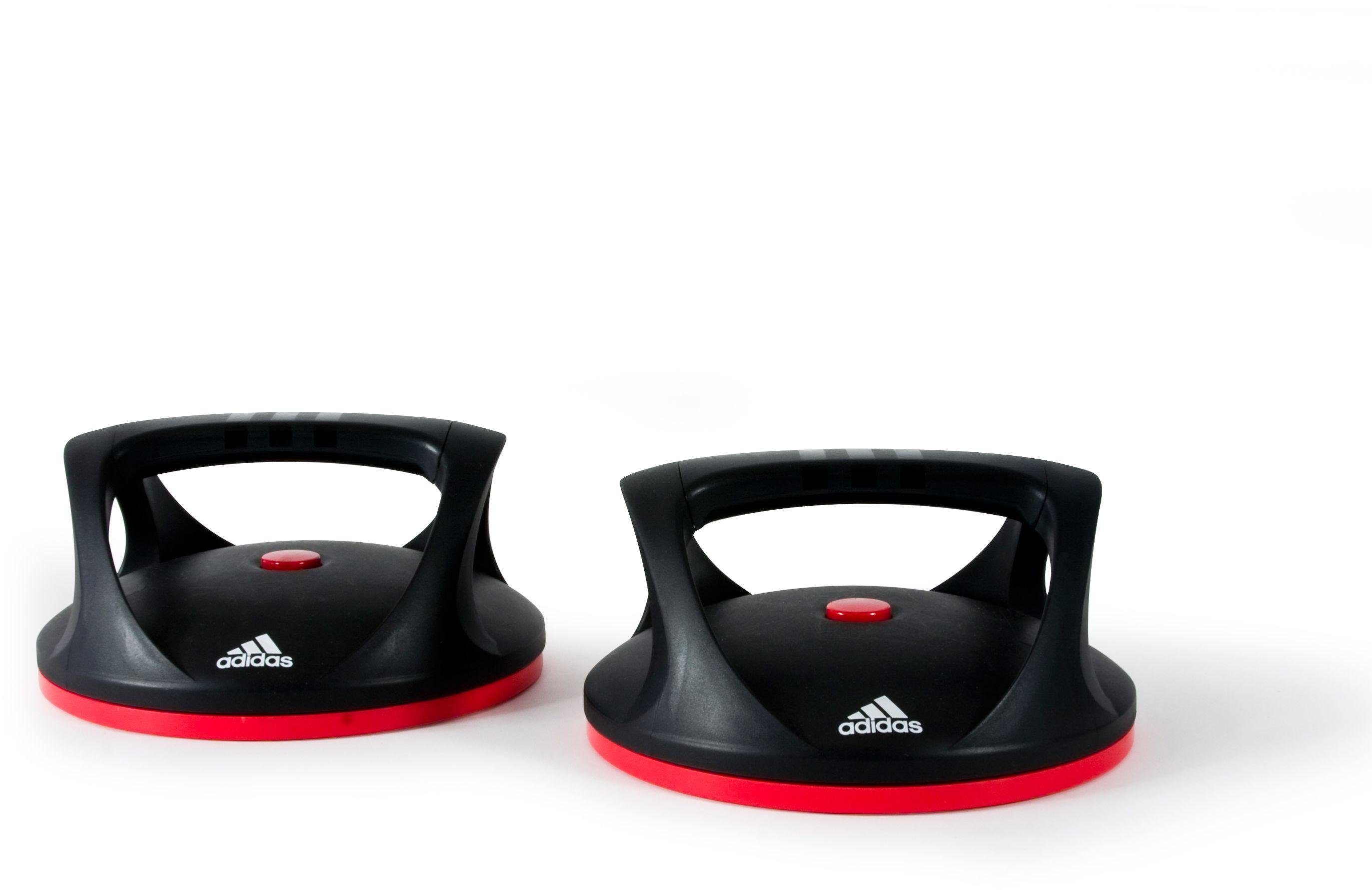 Adidas - Swivel Push Up Bars