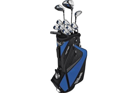 Shop golf clubs and bags