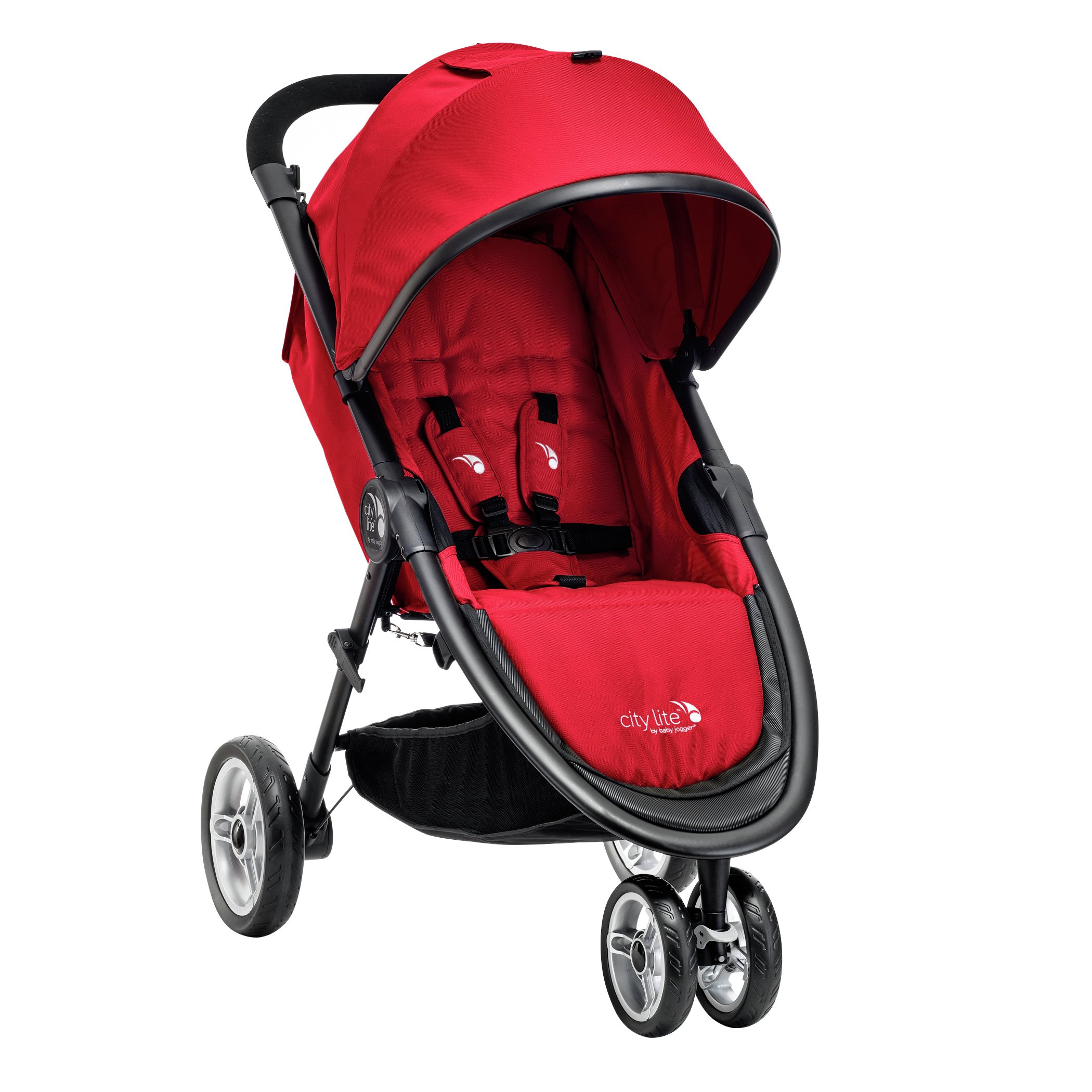 Baby Jogger City Lite Single Stroller - Red