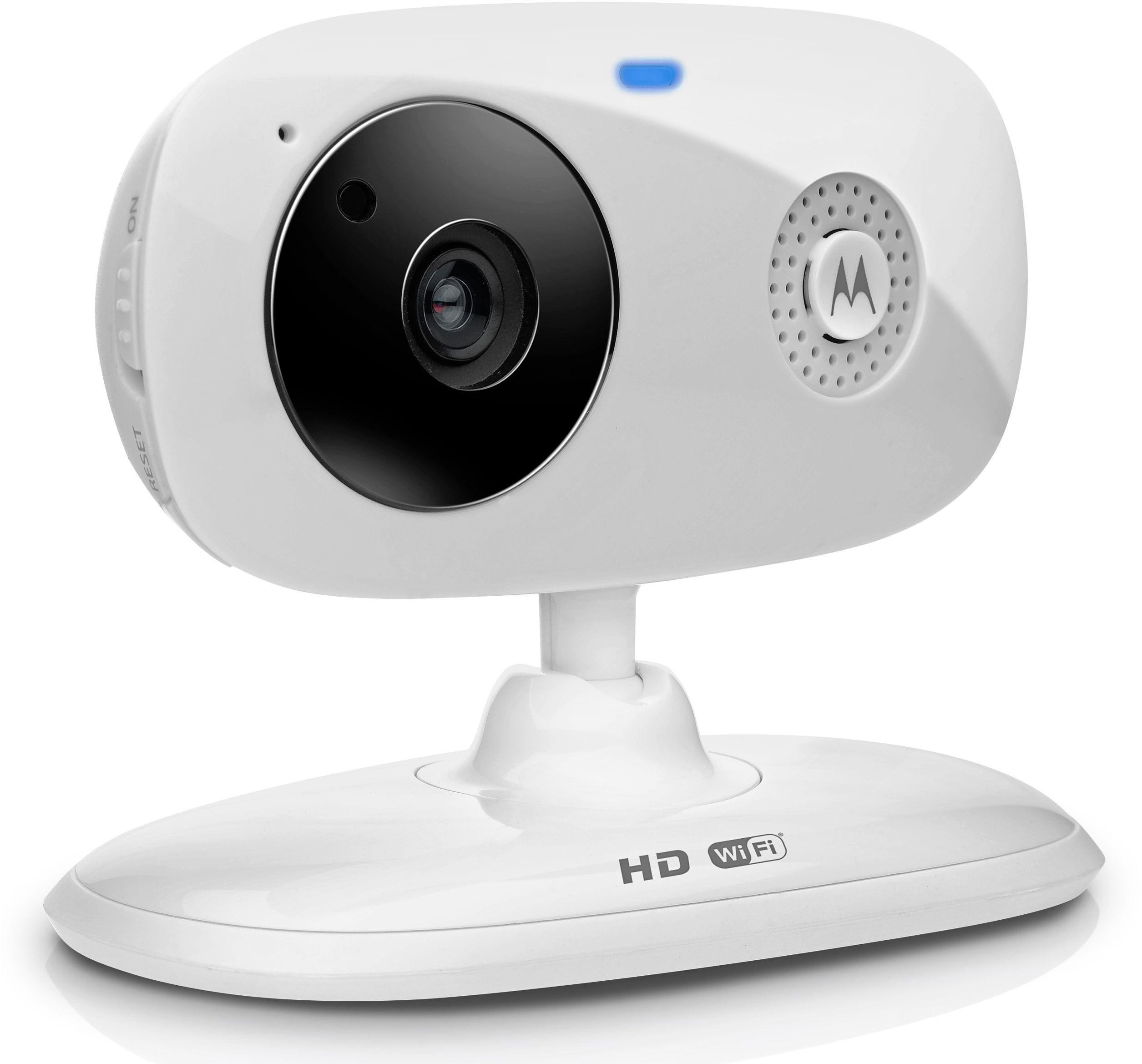 Image of Motorola - Focus 66 Wi-Fi HD Security Camera