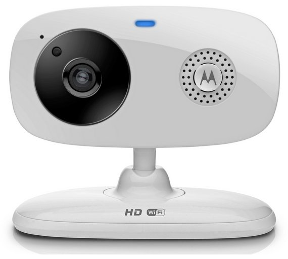 Buy Motorola Focus 66 Wi-Fi Hd Security Camera At Argos.co