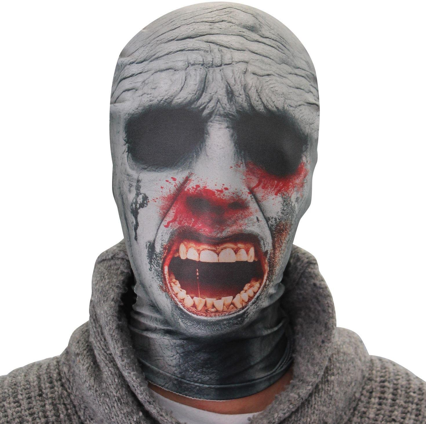 Image of Zombie Morph Masks.