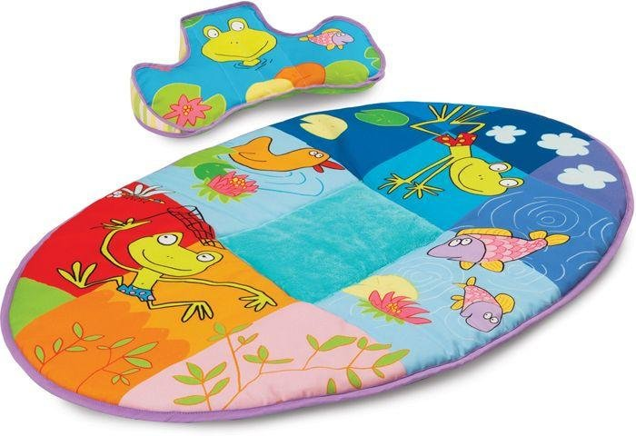 Taf Toys Pond Mat and Pillow