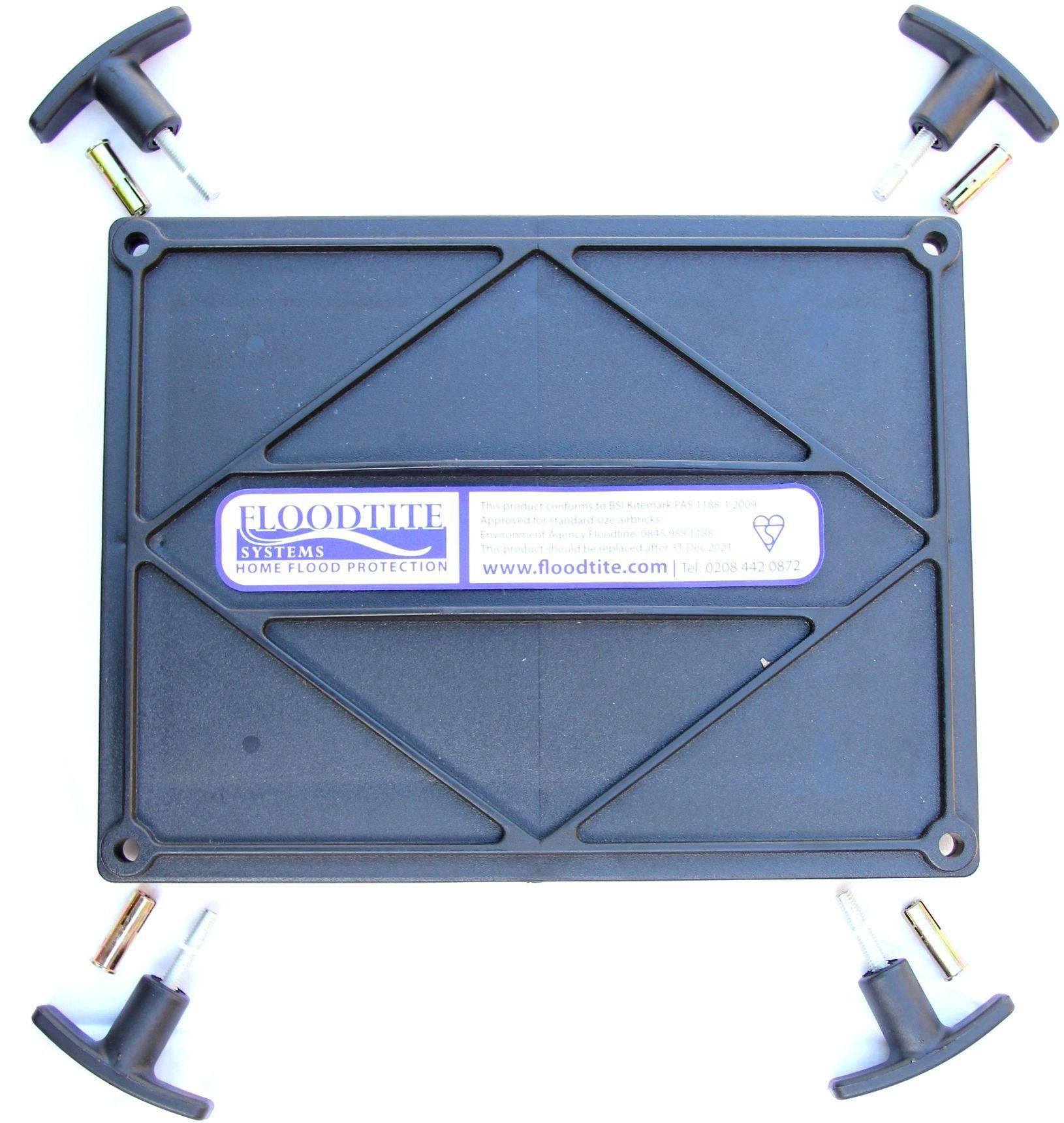 Image of AP Flood Alert Double Air Brick Cover - 2 Pack.