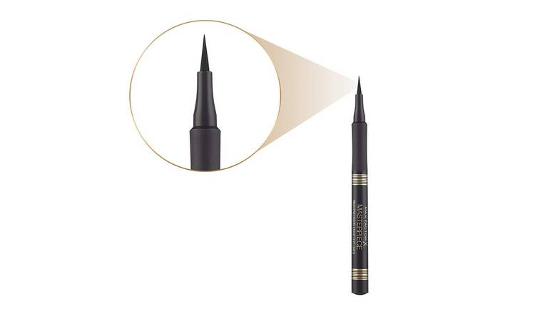 Max Factor Masterpiece High Precision EyeLiner - Charcoal