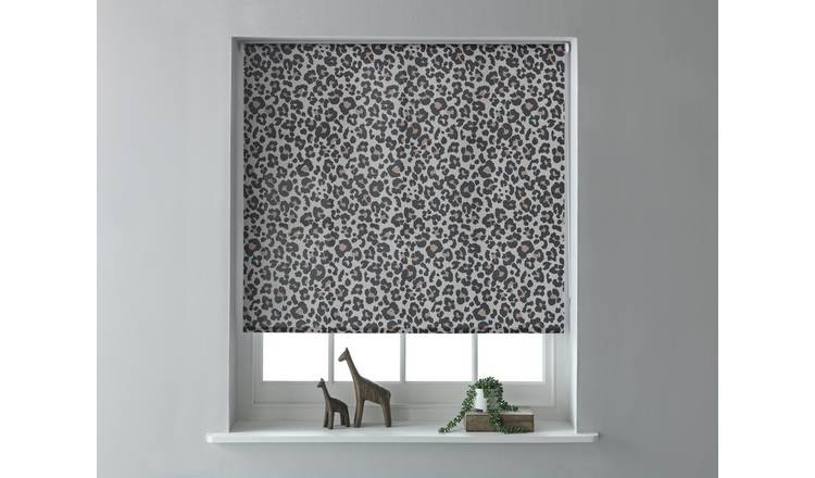 Argos Home Animal Print Roller Blind - 3ft