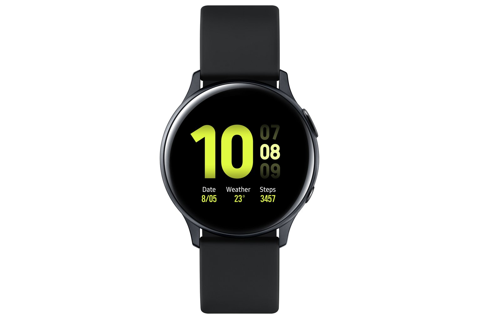 Samsung Galaxy Active2 Aluminium 44mm Smart Watch - Black