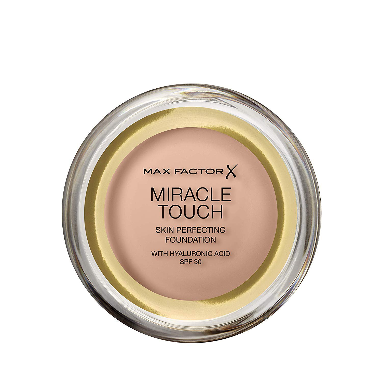 Max Factor Miracle Touch Foundation - Blushing Beige