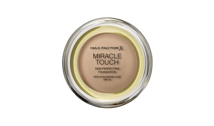 Max Factor Miracle Touch Foundation - Bronze