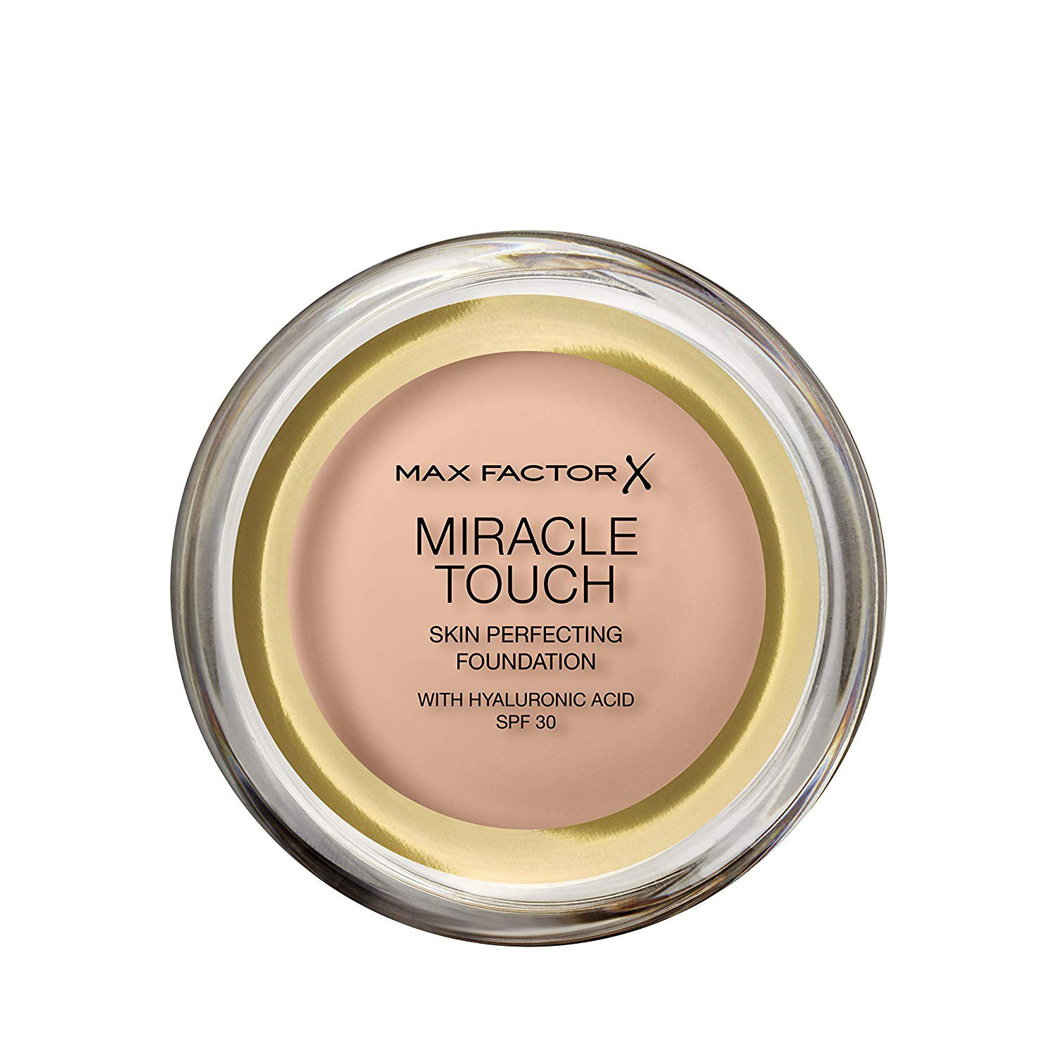 Max Factor Miracle Touch Foundation - Creamy Ivory