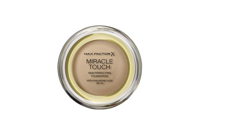 Max Factor Miracle Touch Foundation - Sand Beige