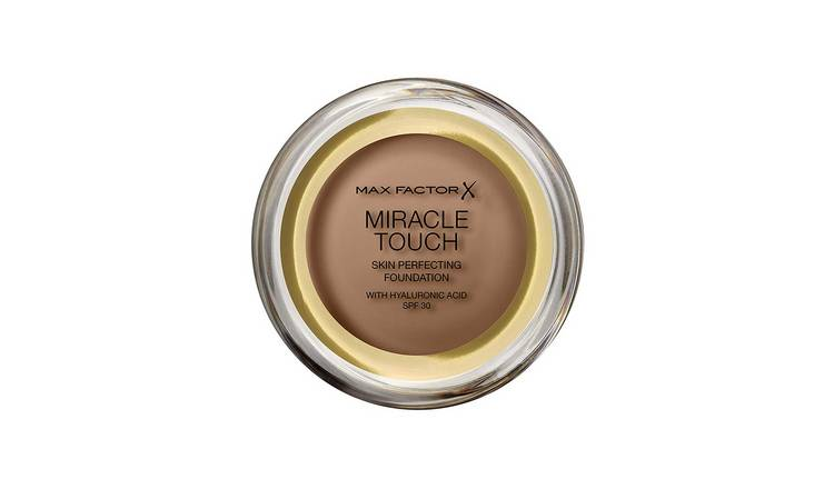 Max Factor Miracle Touch Foundation - Toasted Almond