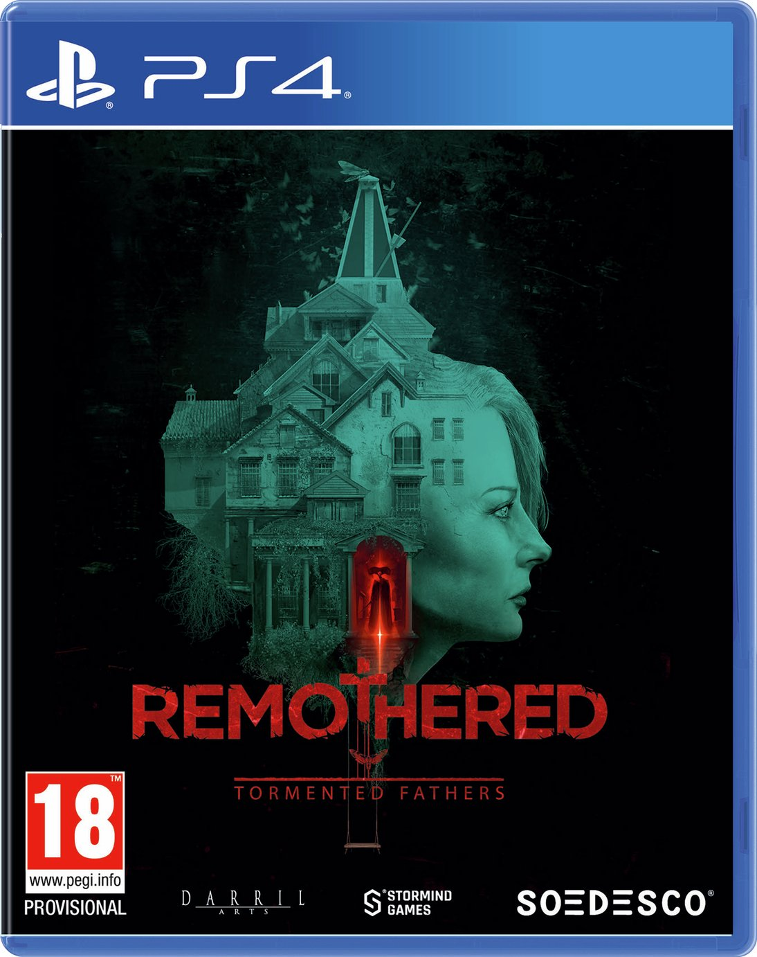 Remothered: Tormented Fathers PS4 Pre-Order Game