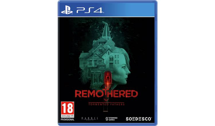 Remothered: Tormented Fathers PS4 Game