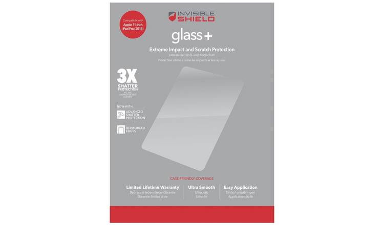 Zagg InvisibleShield Apple iPad Pro 11 Inch Screen Protector