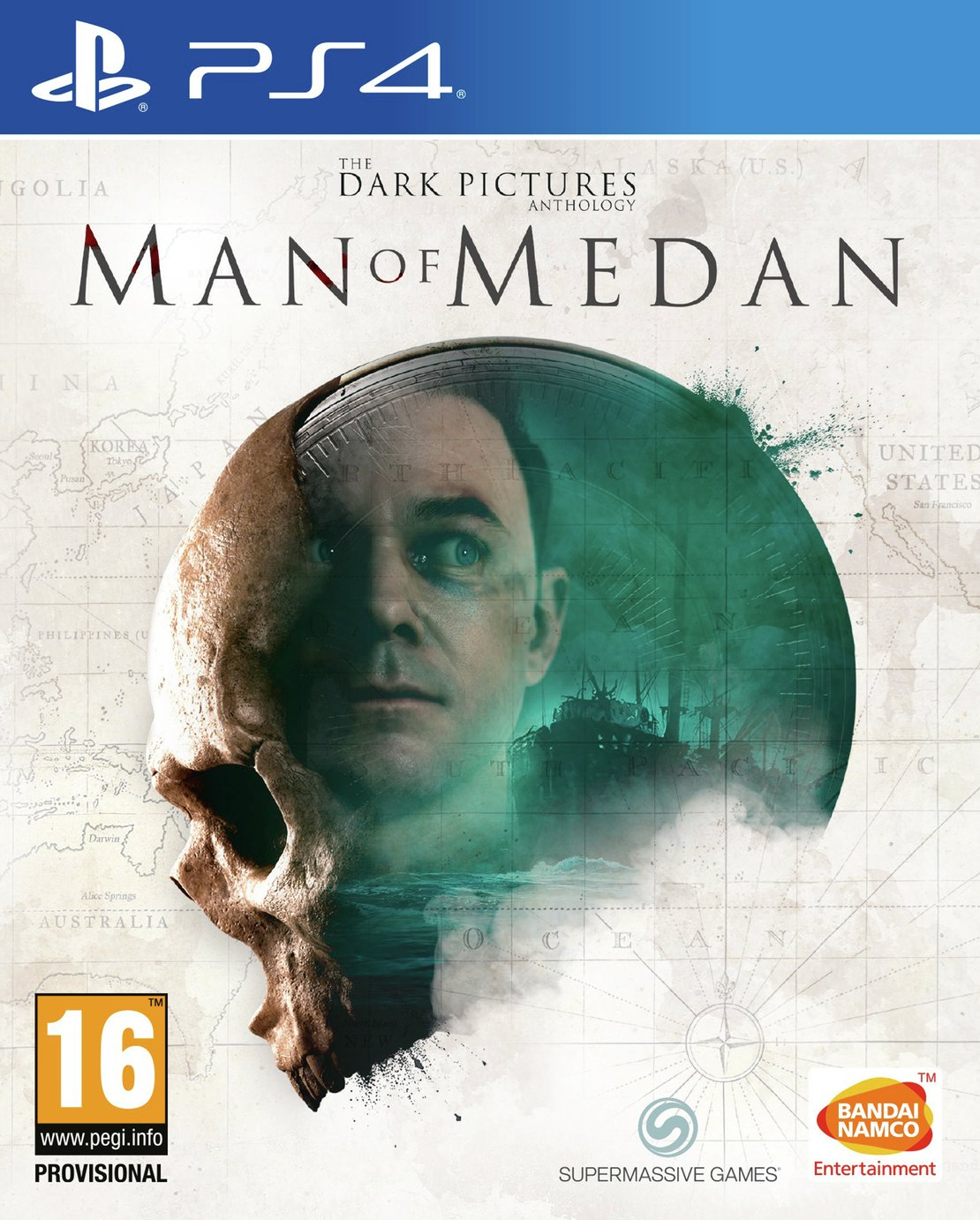 Dark Pictures Anthology: Man of Medan PS4 Game