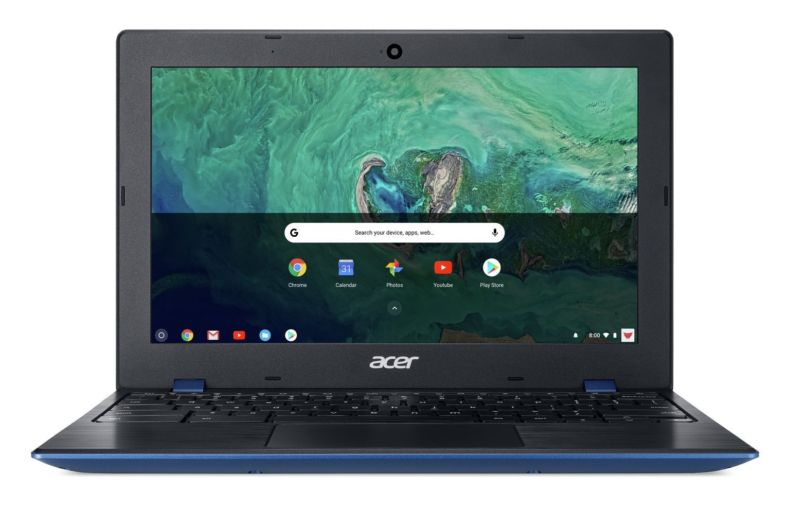 Acer 11.6 Inch Celeron 4GB 32GB Chromebook - Blue