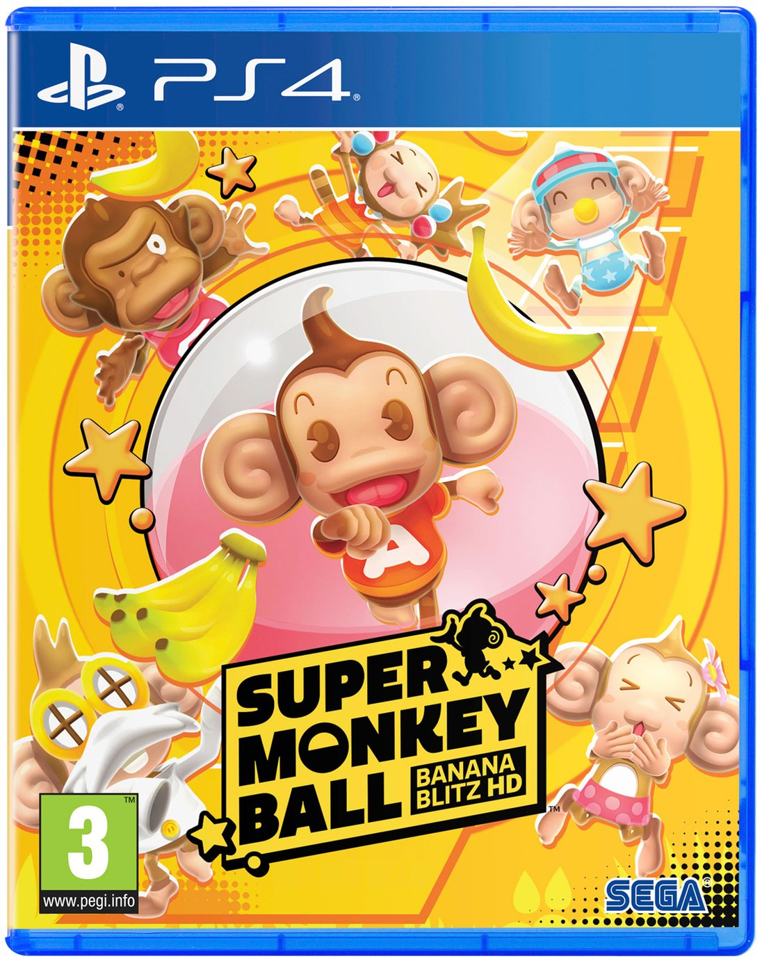 Super Monkey Ball: Banana Blitz HD PS4 Pre-Order Game