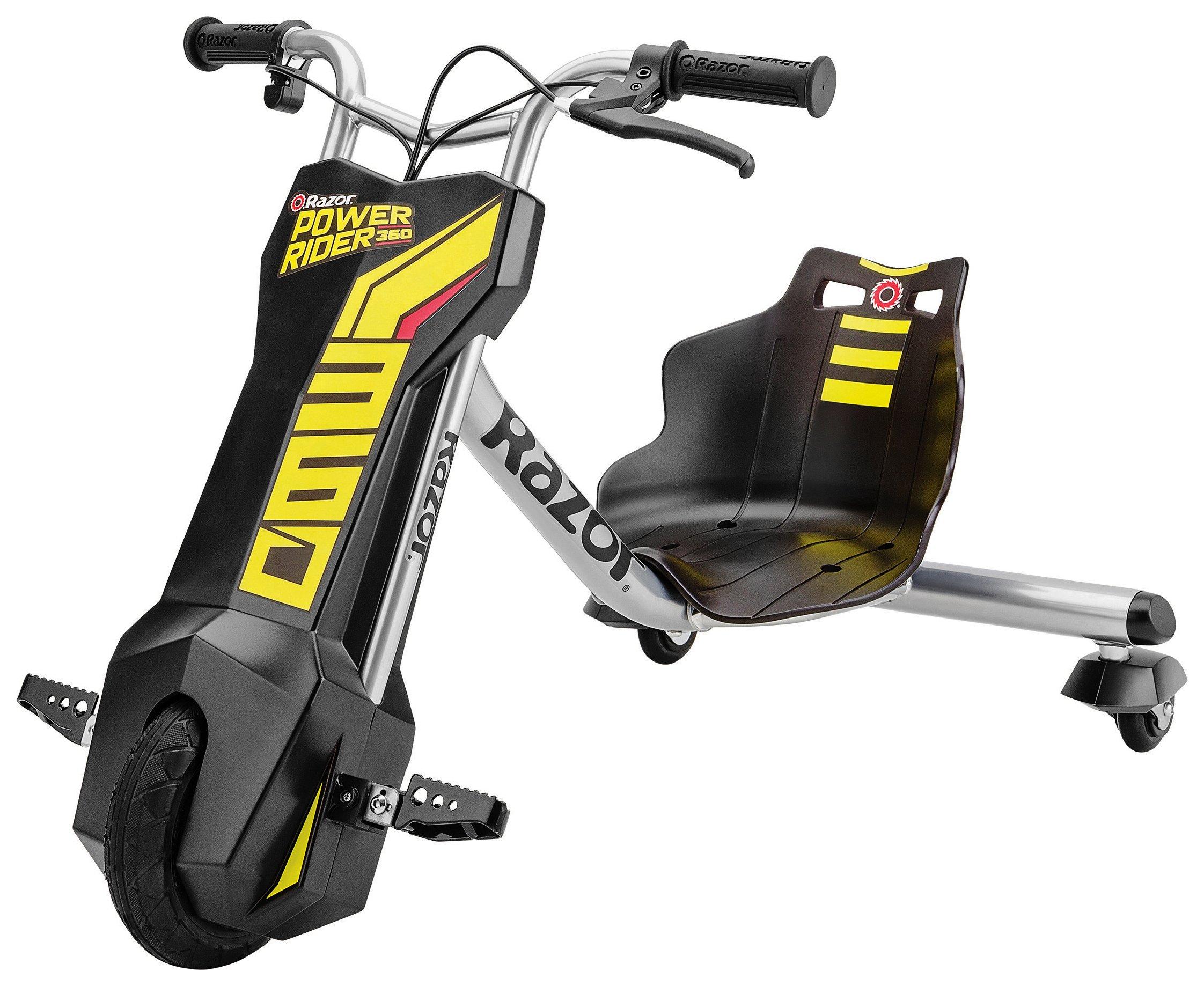 Razor - Power Rider 360 Electric - Scooter