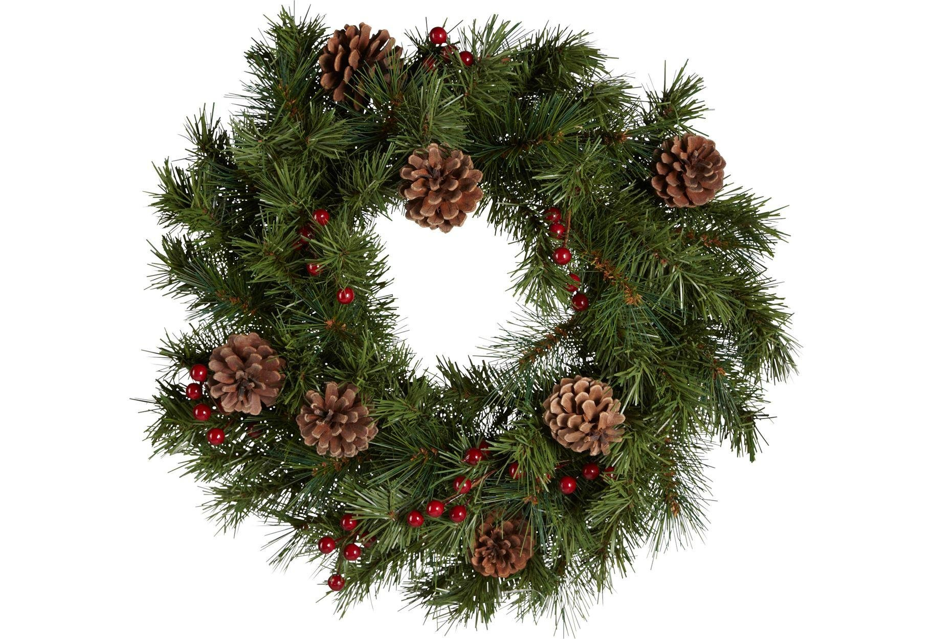 berry-pine-cone-christmas-wreath