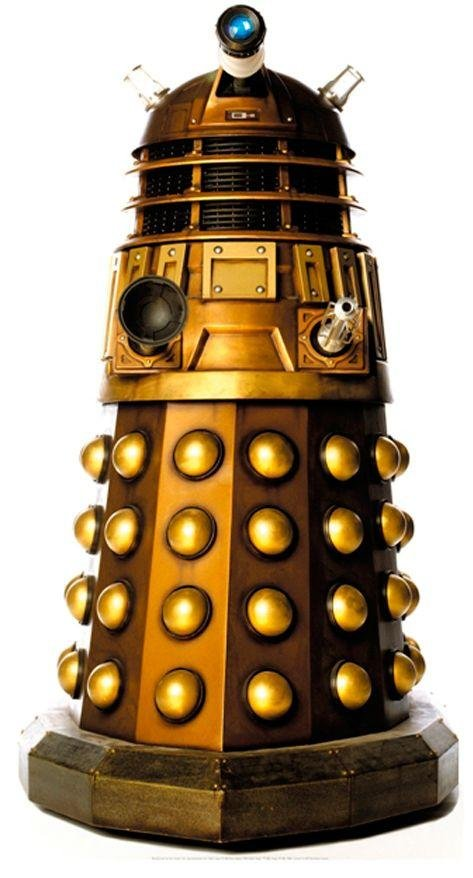 Image of Doctor Who - Dalek Caan Life-Sized Cutout